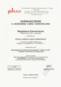 zaswiadczenie_terapia systemowa_Wroclaw